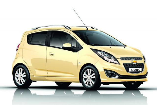 105 santorini car hire chevrolet spark
