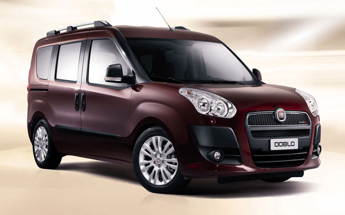 98 santorini car hire fiat doblo 7seats